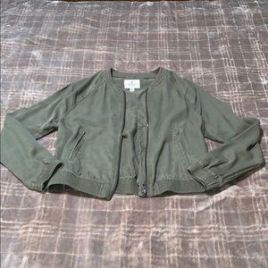 Women's Small Zip-Up Jacket